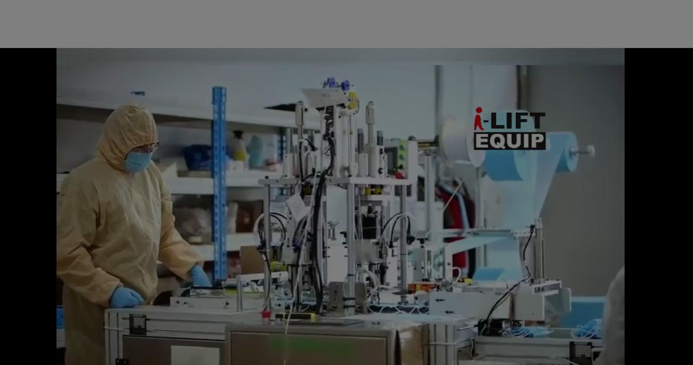 DRAAISLEUTEL PROJECT AUTOMATISCH MASKER MAKEN MACHINE