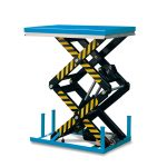 HD1000 Stationary scissor lift table