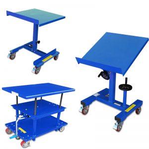 TWS150 / MLT2000 kantelbare werktafel