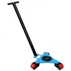 Zwaar uitgevoerde roterende rolschaatsen